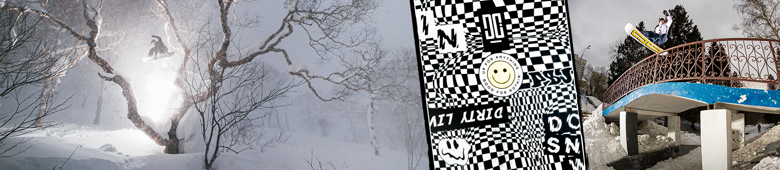 Mens Ski Scarves from DC Shoes